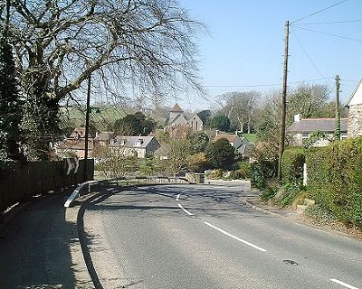 Road from Dover